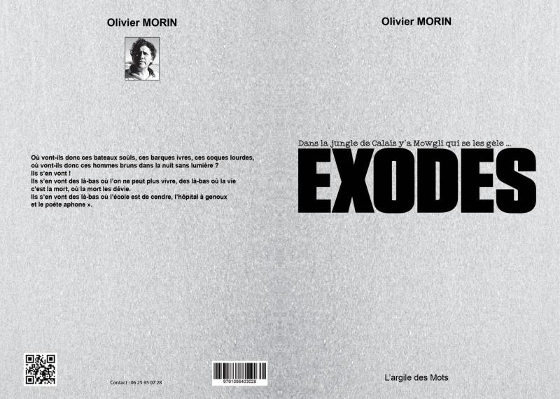 Les dernier recueil d' Oliver Morin